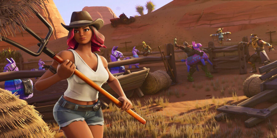 Down on the Ranch Loading Screen