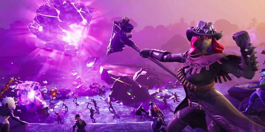 Turning of the Tide Loading Screen