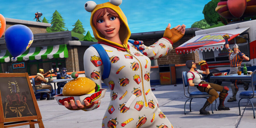 Order Up! Loading Screen