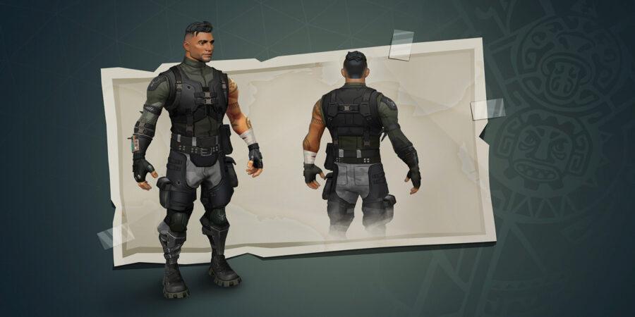 Squad Leader Loading Screen