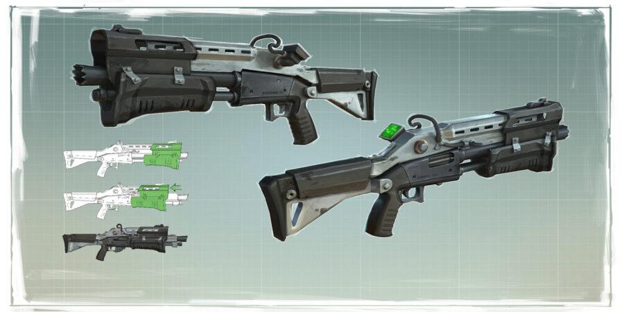 Tactical Shotgun Loading Screen