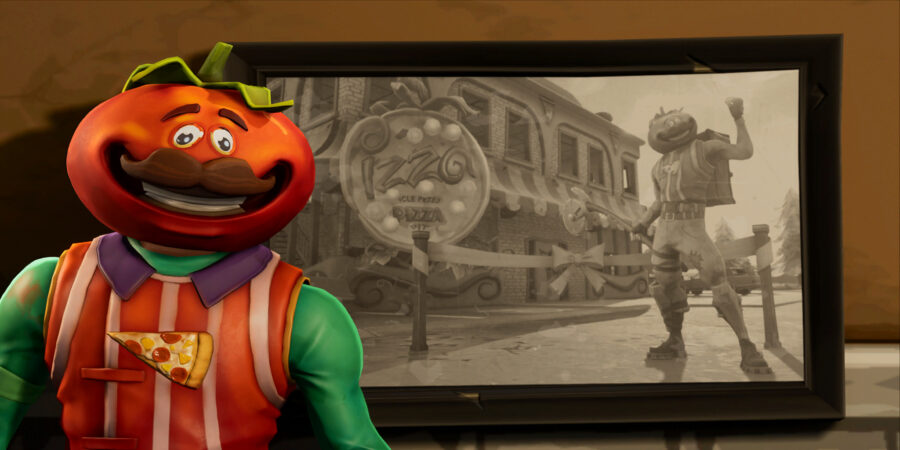 Tomatohead Loading Screen