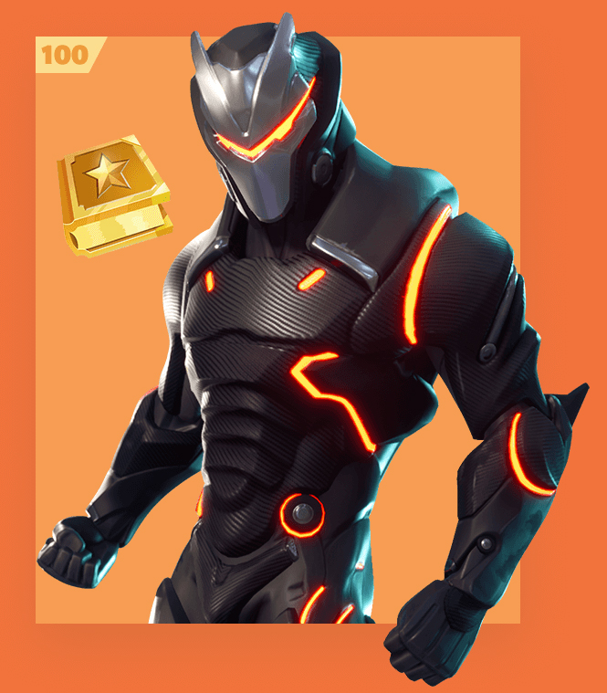5 Piece Garrison Fortnight Battle Royale Skin Video Games: Fortnite Omega Skin Challenge