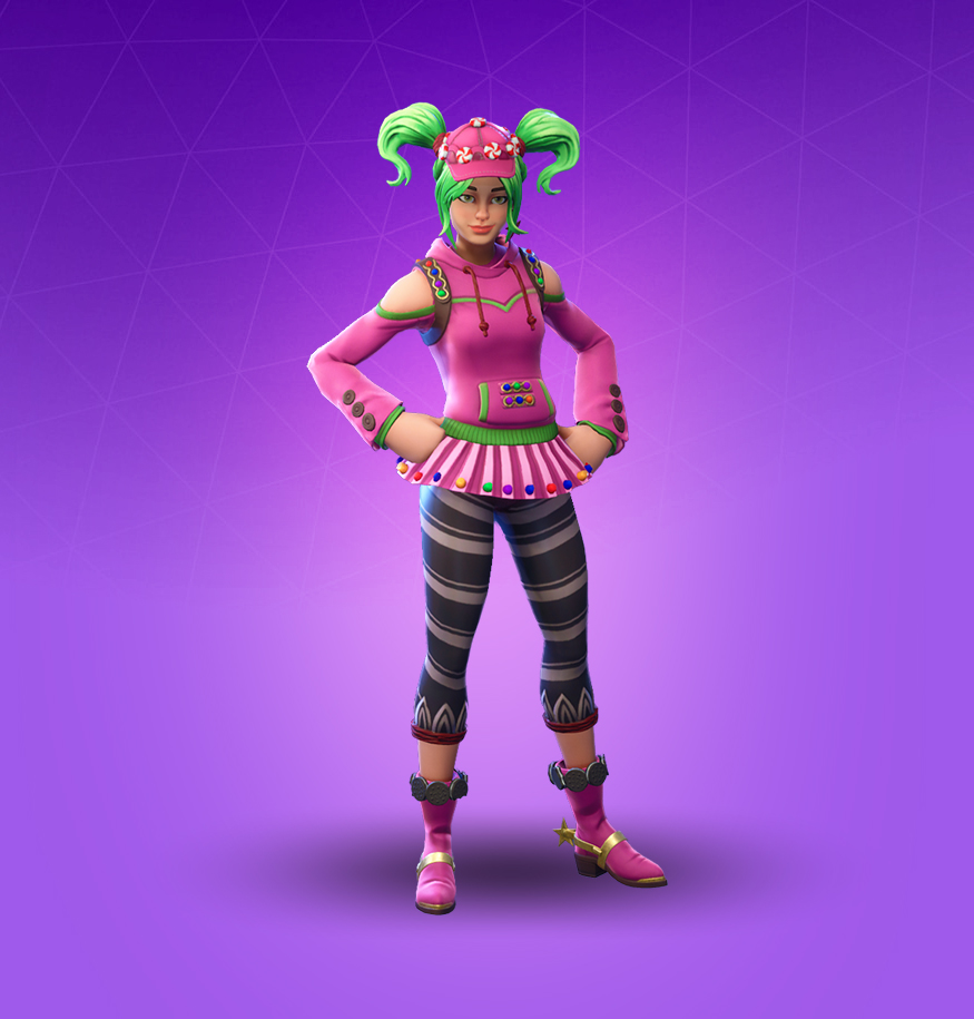 Zoey Skin Fortnite Cosmetic Pro Game Guides