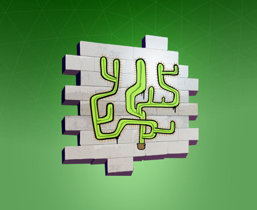 Cactus Maze Spray
