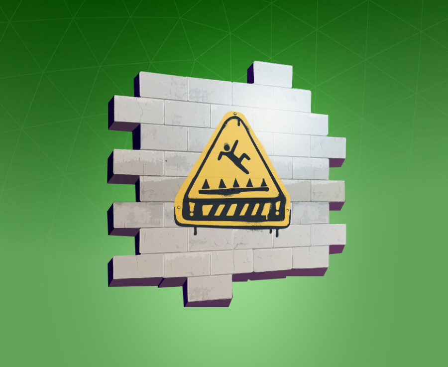 Trap Warning Spray