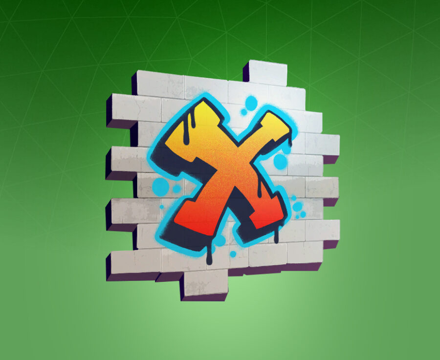 X Mark Spray
