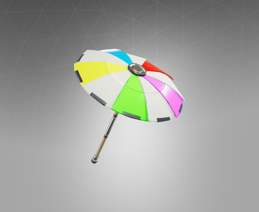 Beach Umbrella Glider