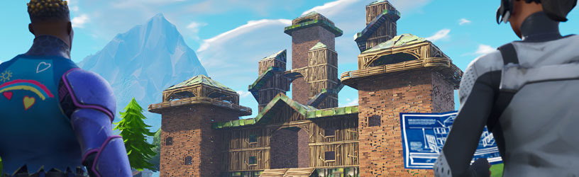 Fortnite Building Hack Fortnite Building Tips Beginners And Advanced Building Tactics Pro Game Guides