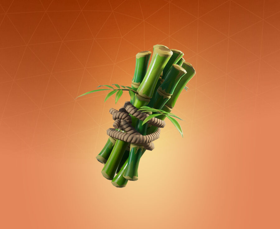 Bamboo Back Bling