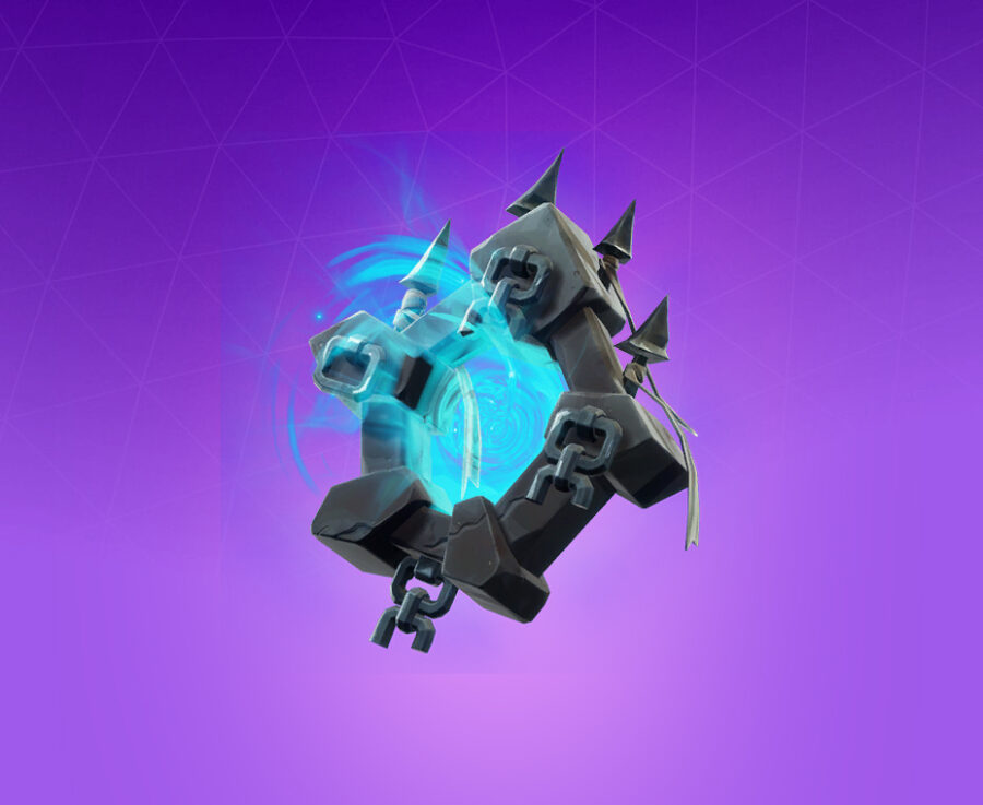 Ghost Portal Back Bling