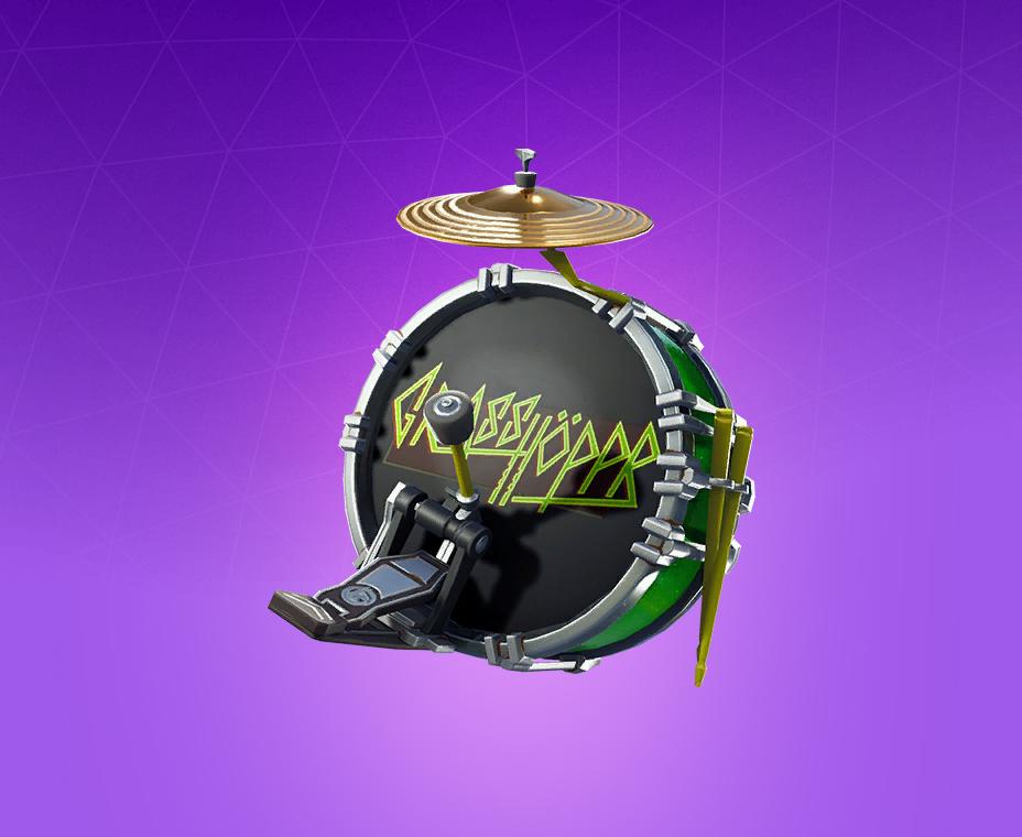 kick drum - fortnite drum