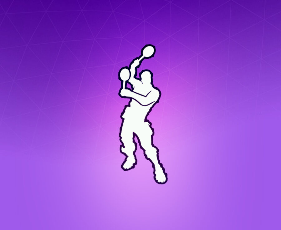 Shake It Up Emote