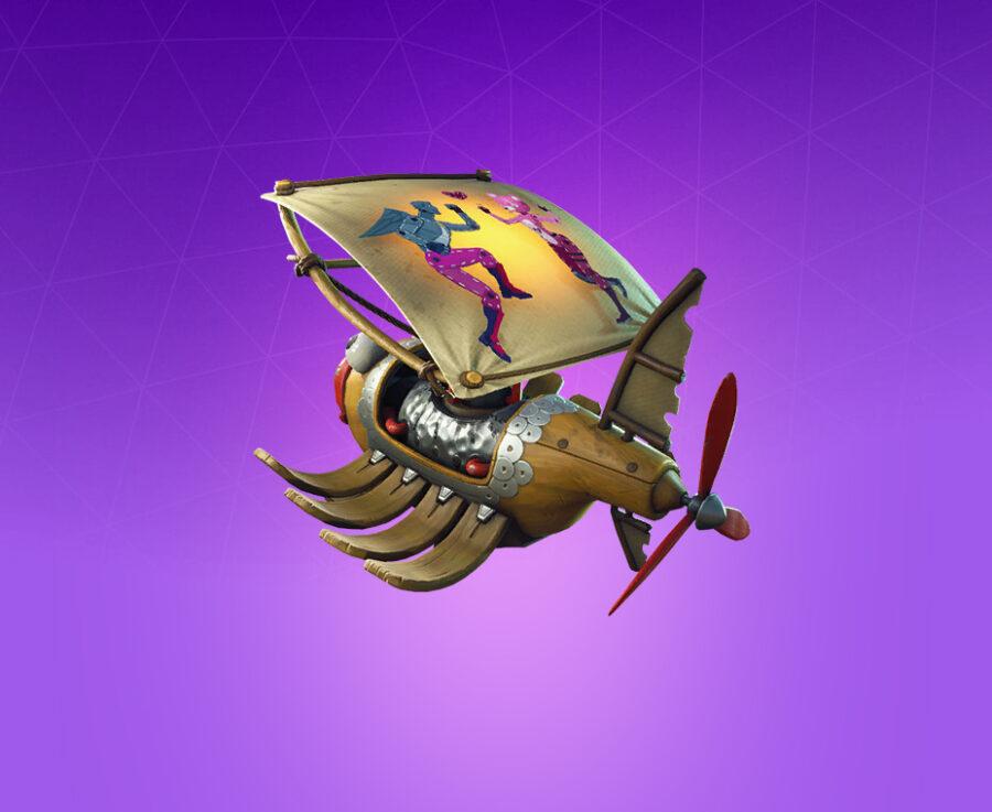 Shadow Puppet Glider