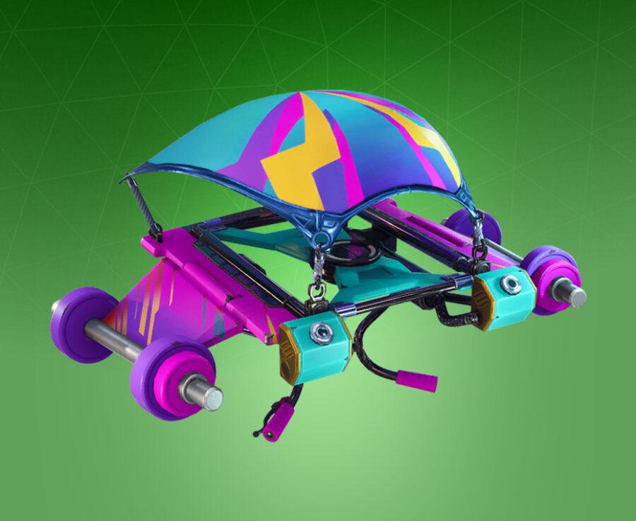 Windbreaker Glider