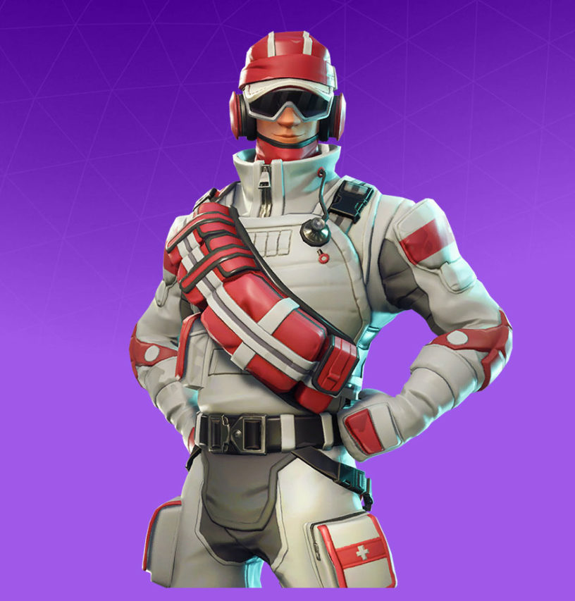 Triage Trooper Skin