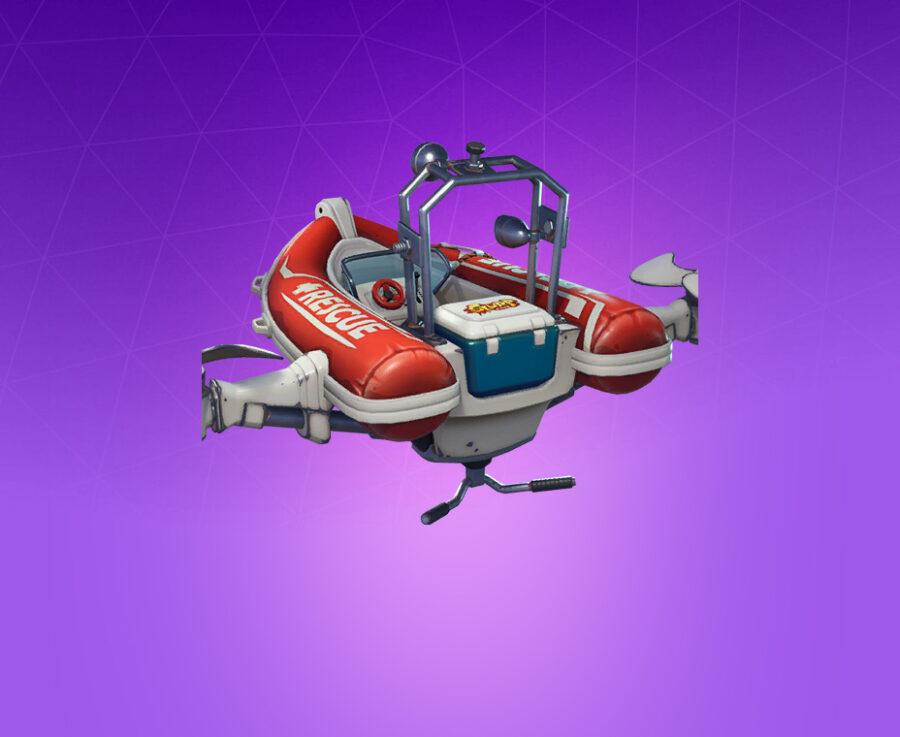 Splashdown Glider