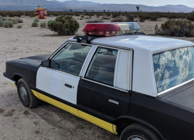 Season 5 Cop Car