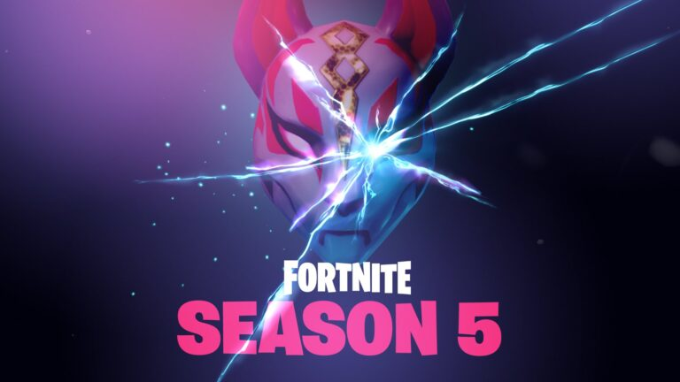 Fortnite Season 5 1st Teaser