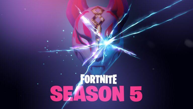 Fortnite Season 5 1st Teaser
