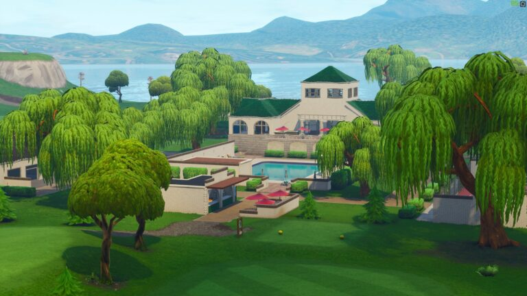 Lazy Links Location