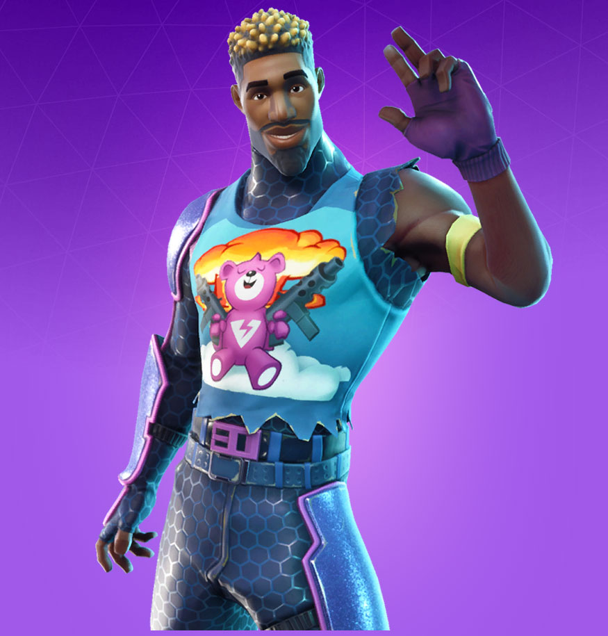 Fortnite Brite Gunner Skin Character Png Images Pro Game Guides