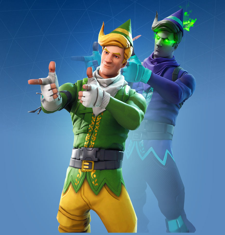 Fortnite Codename E L F Skin Character Png Images Pro Game Guides