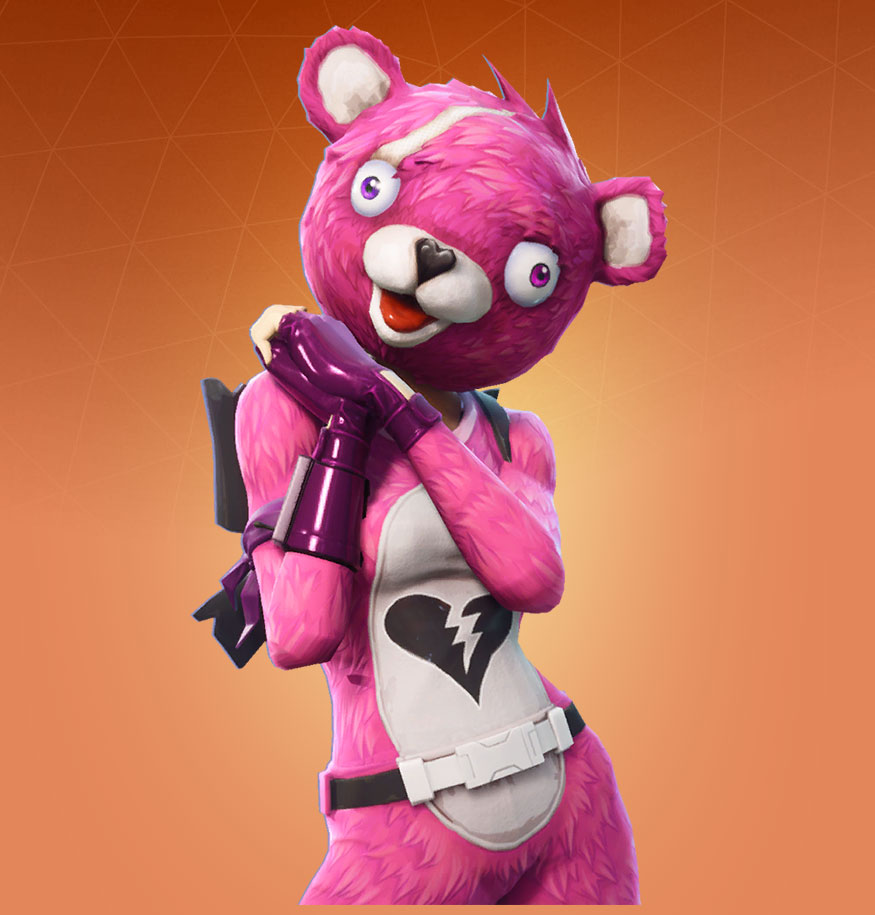 Fortnite Cuddle Team Leader Skin Character Png Images Pro Game Guides