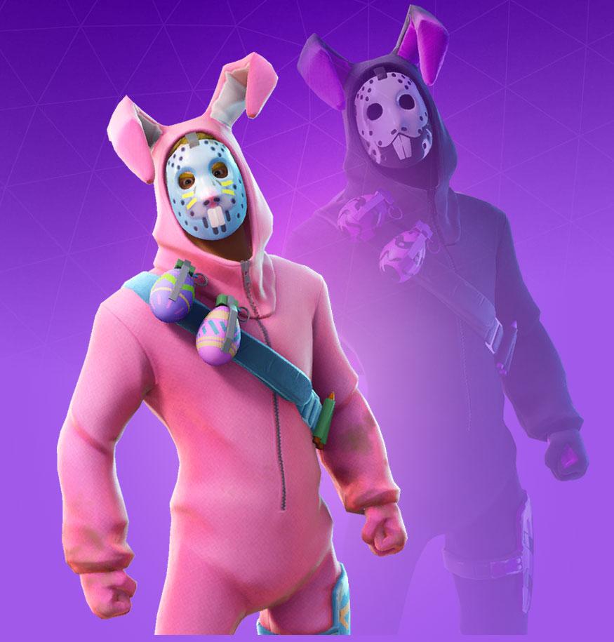 Rabbit Raider Skin