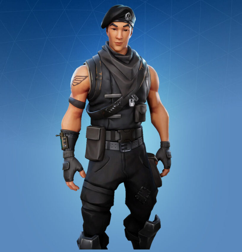 Special Forces Skin