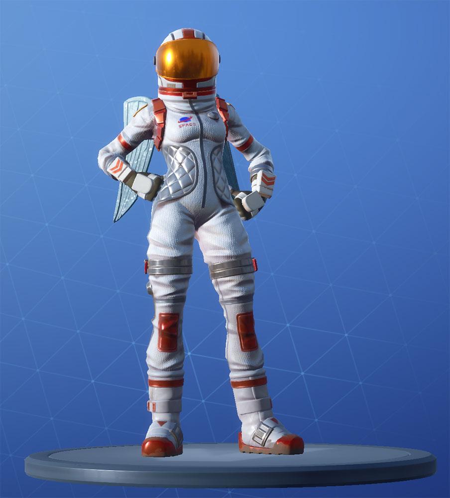 moonwalker images - astronaut skin fortnite season 3
