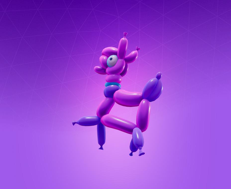 Balloon Llama