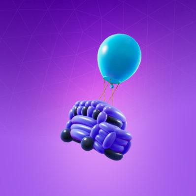 battle balloon - fortnite criterion back bling