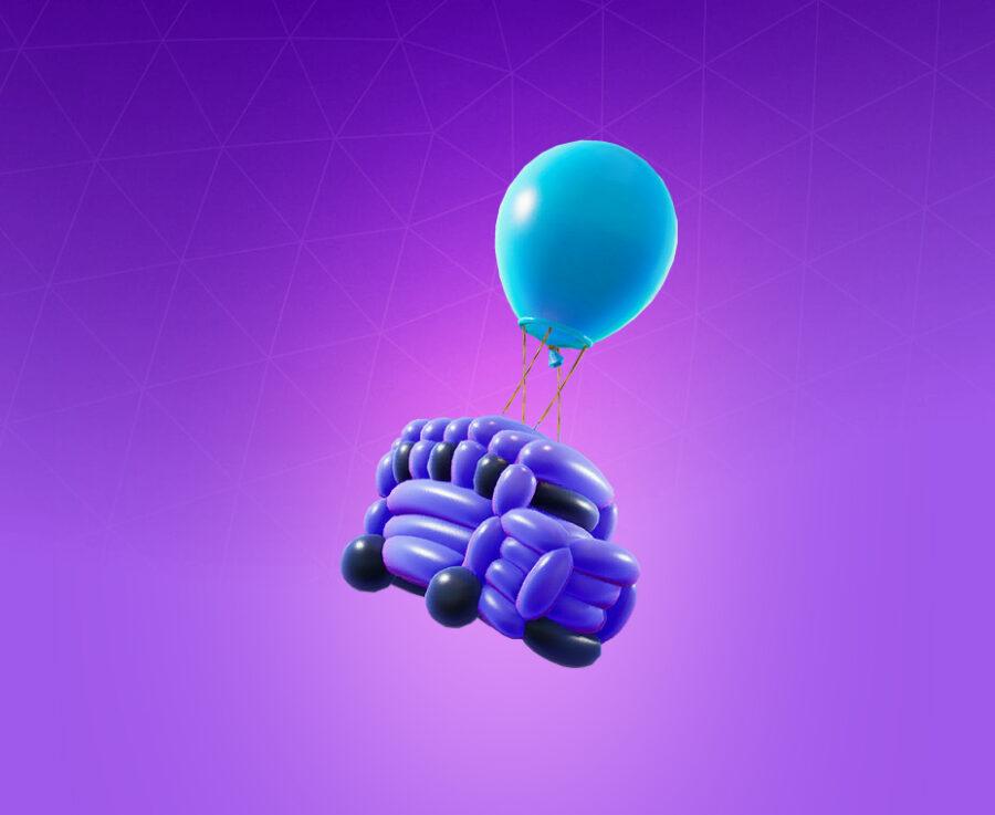 Battle Balloon Back Bling