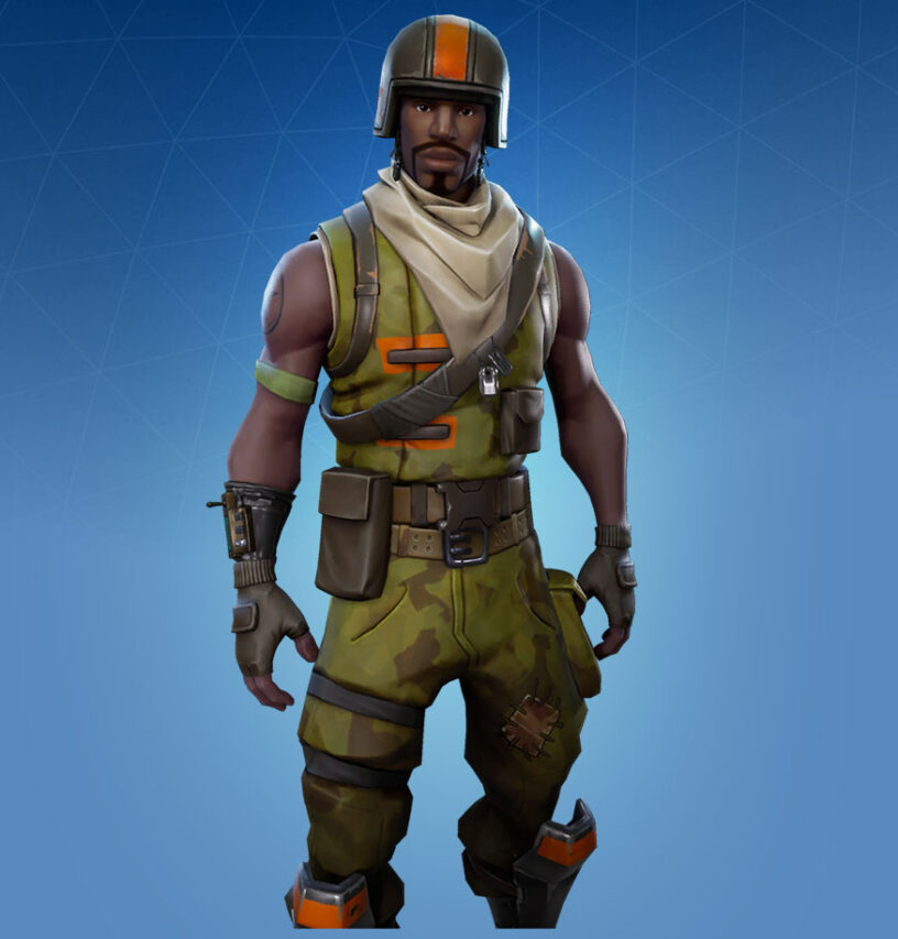 Aerial Assault Trooper Skin