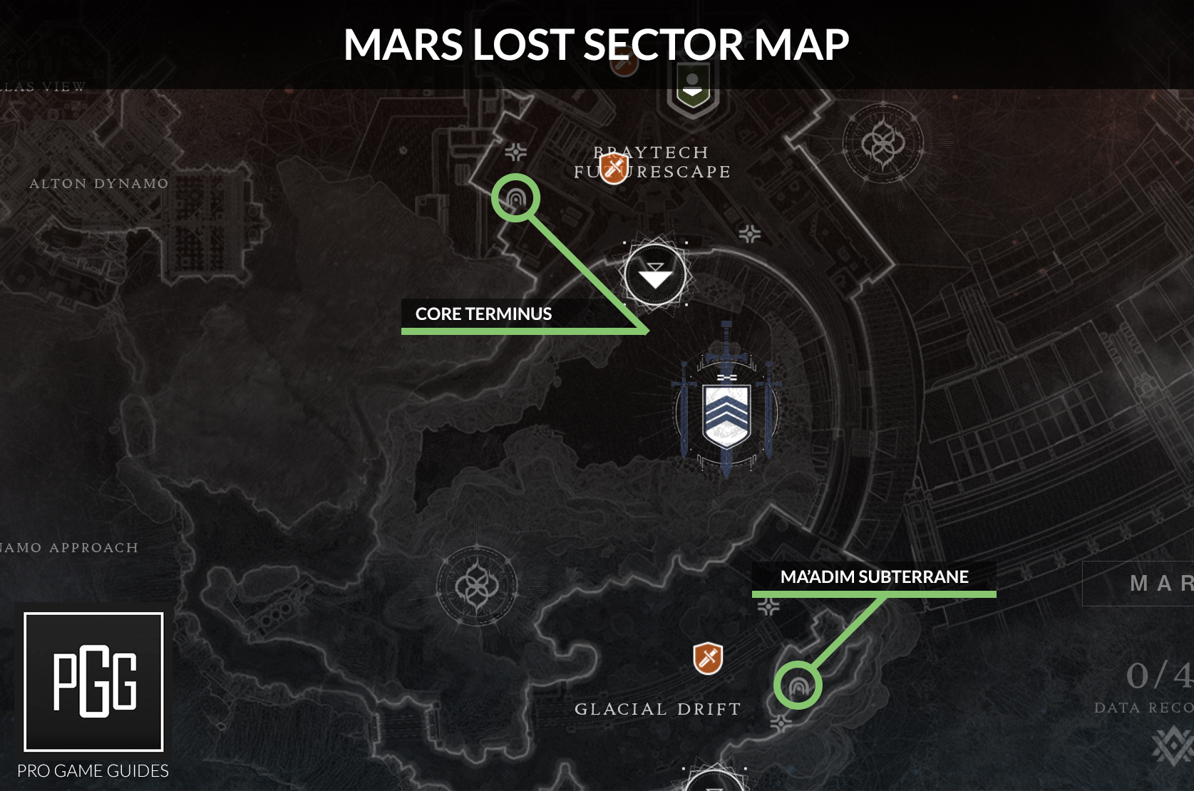 destiny 2 lost sector locations maps all lost sectors in destiny 2 forsaken pro game guides destiny 2 lost sector locations maps