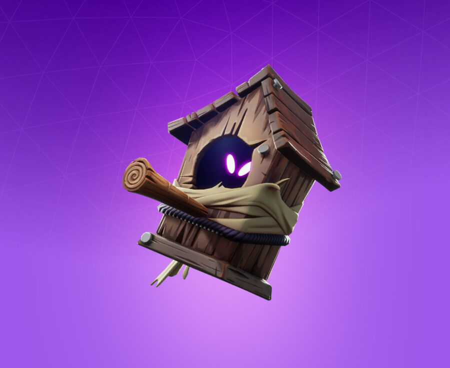Birdhovel Back Bling