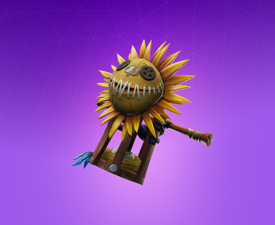 Hay Nest Back Bling