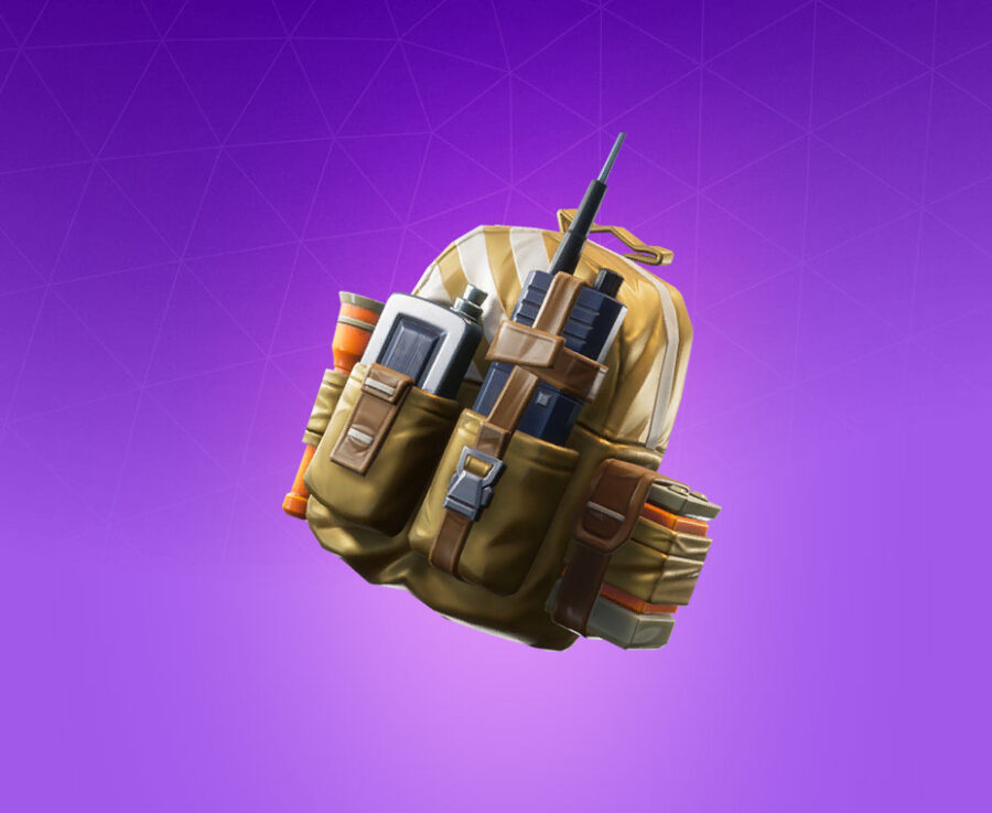 Top Notch Back Bling
