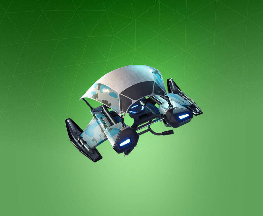 Cold Front Glider