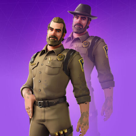 Chief Hopper skin