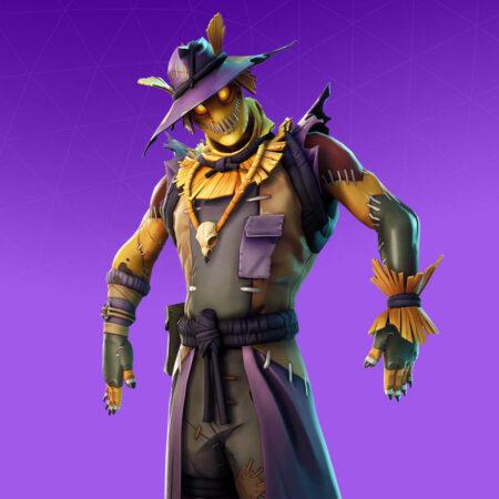 Hay Man skin
