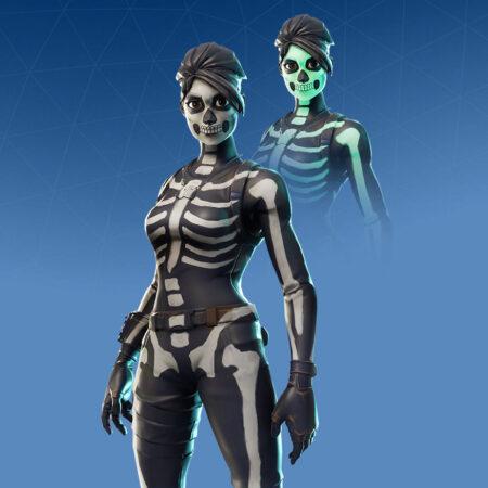 Skull Ranger skin