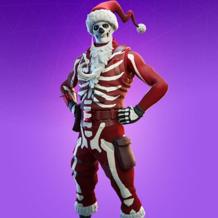 Yule Trooper skin