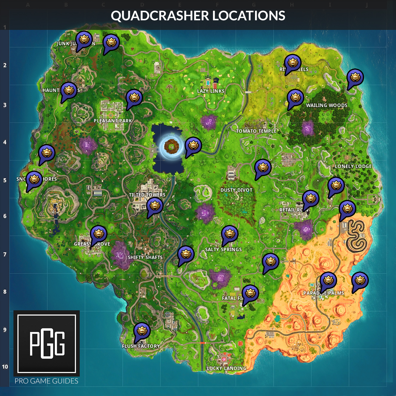 how to use outlanders in fortnite