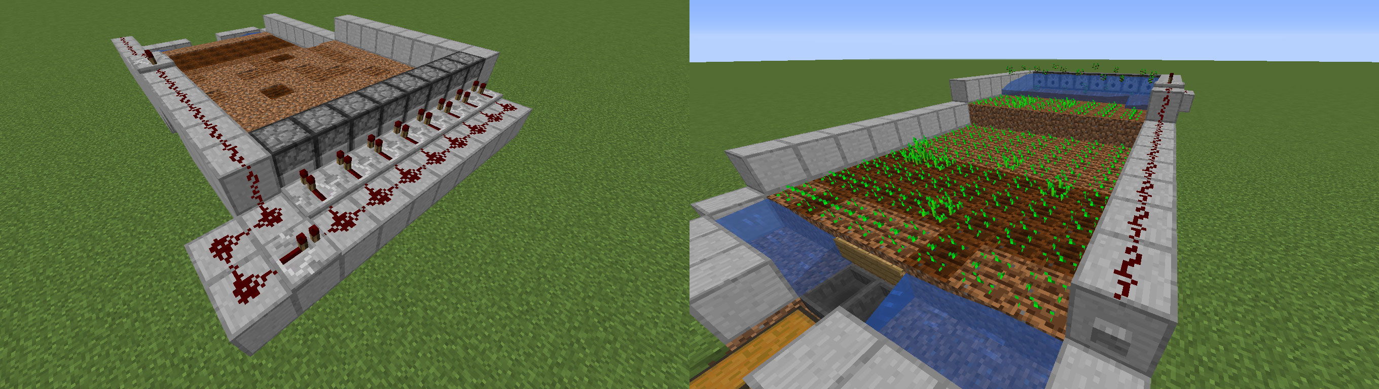 Minecraft: Redstone Farm Ideas, Tutorials, and Creations! – Pro Game