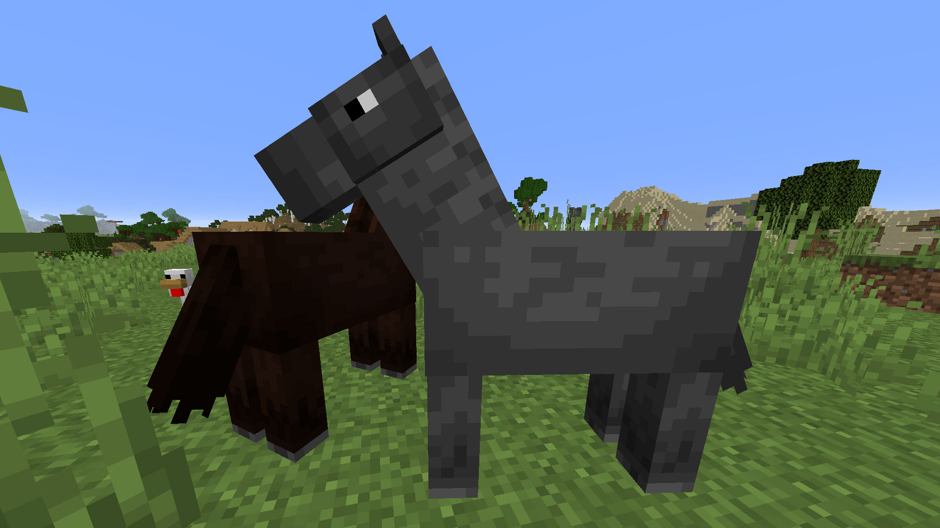 How To Tame A Horse In Minecraft Riding Horses In Minecraft Pro Game Guides