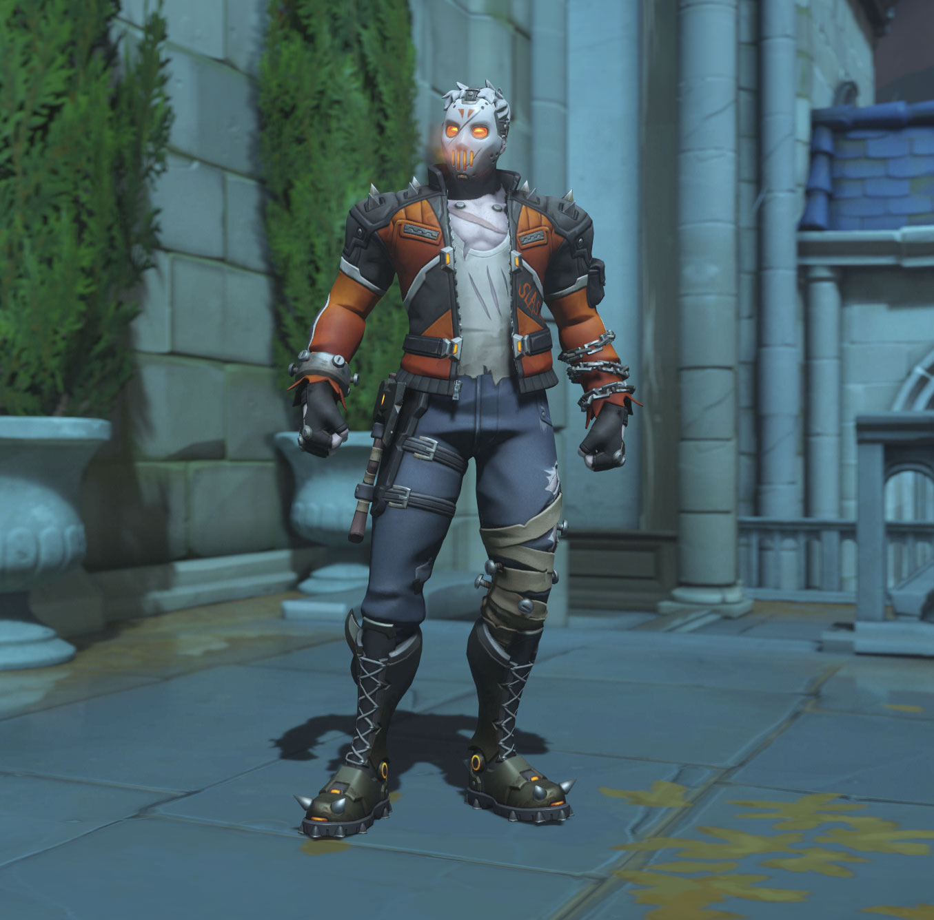 overwatch halloween skins 2018 list - swamp monster, banshee, jack-o