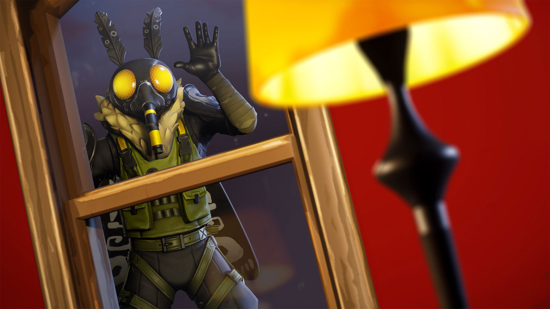 Fortnite Mothmando Skin Outfit PNGs Images Pro Game