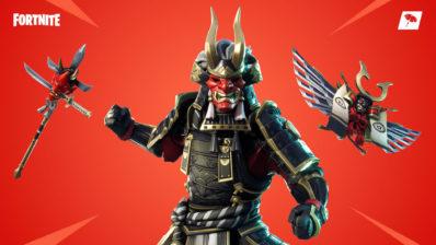 shogun - comment rename sur fortnite